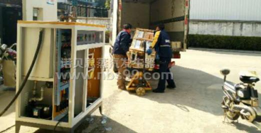 机械包装蒸汽发生器