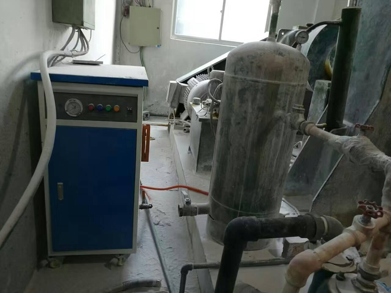 橡胶制品公司购诺贝思电加热蒸汽发生器用于橡胶生产加温