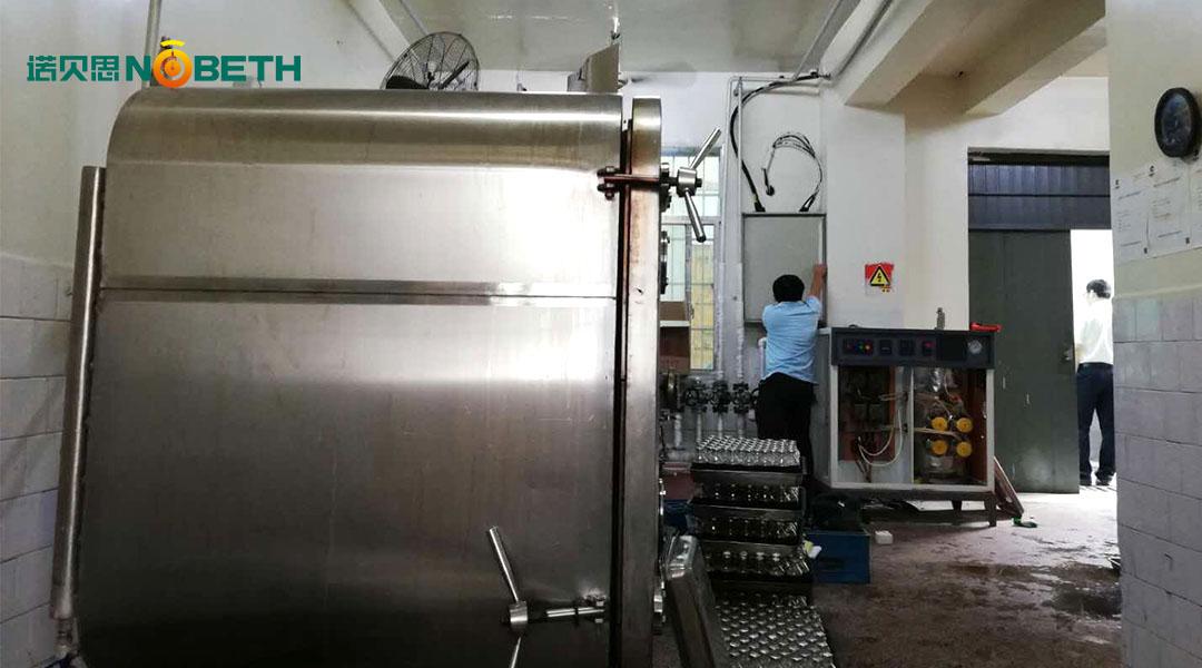 电锅炉蒸汽发生器