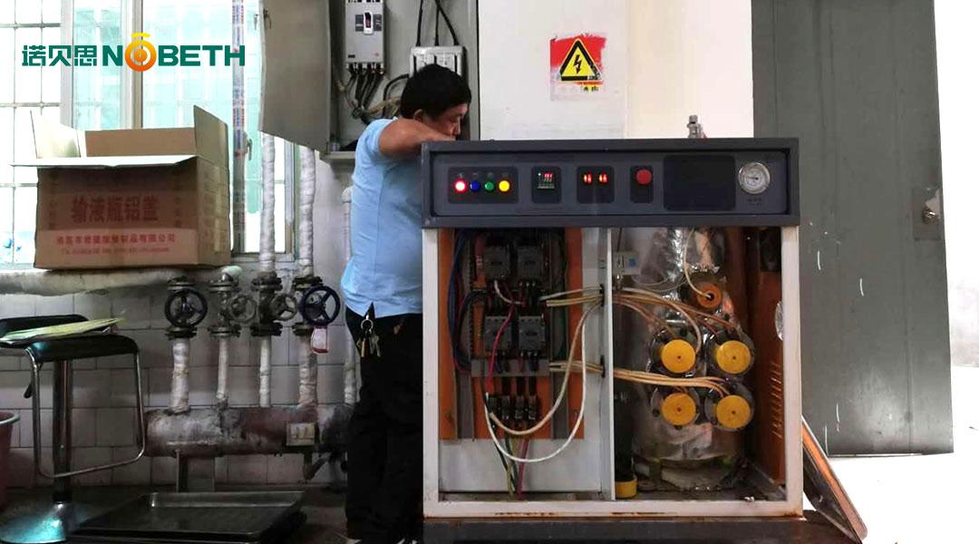 電鍋爐蒸汽發生器