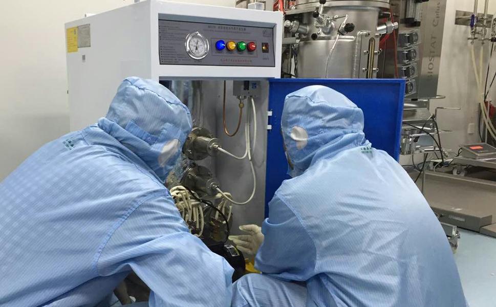 济南口服液企业采用燃气蒸汽发生器应用案例