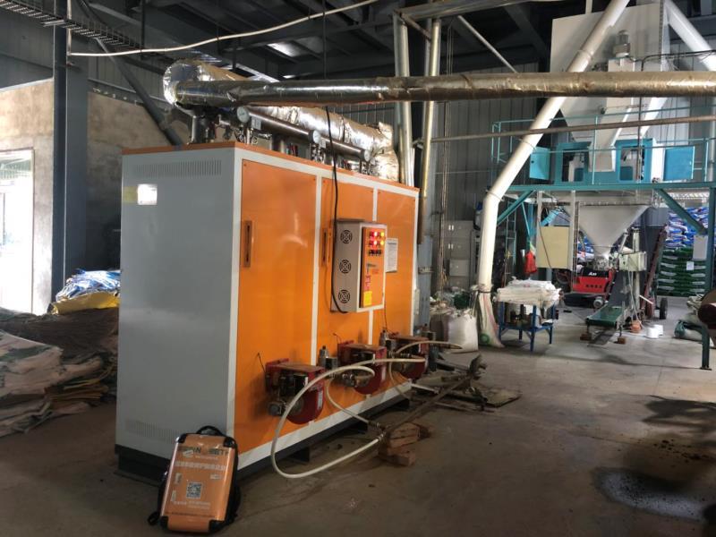 豆制品加工厂煤锅炉改造使用电加热蒸汽发生器好吗?