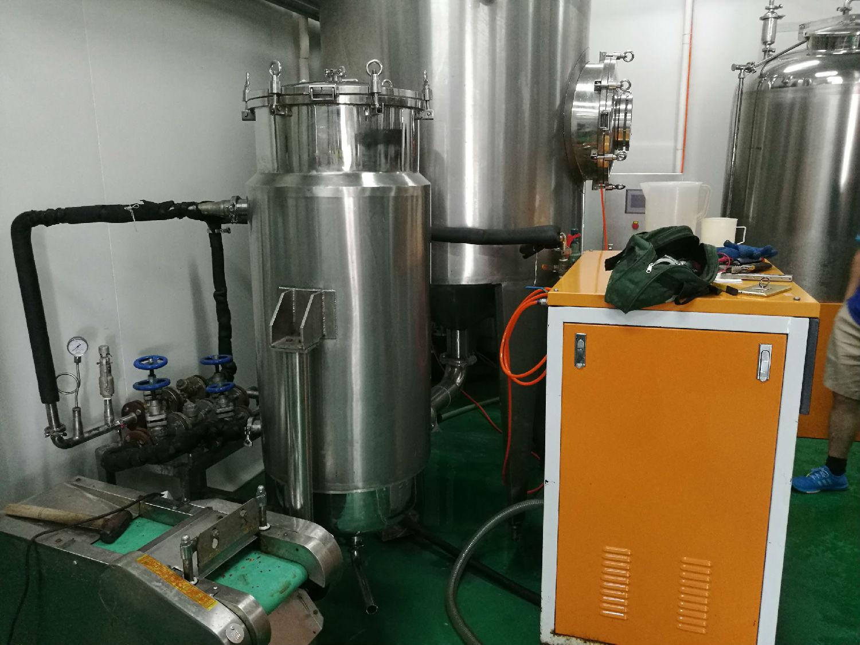 中药加热生产离不开洁净蒸汽,电加热洁净蒸汽发生器蒸汽纯洁净度高