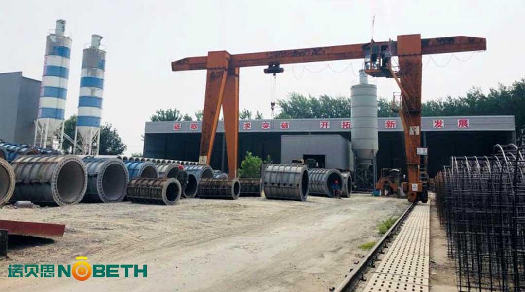 江苏混凝土水泥管构件养护蒸汽发生器辅助养护池养护水泥管道构件