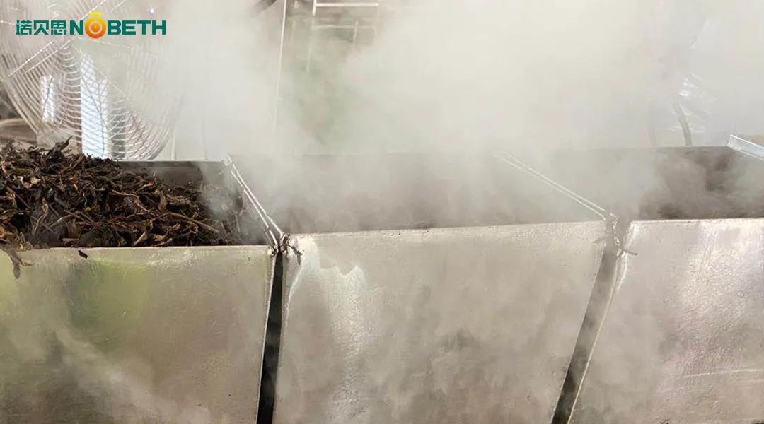 制茶日产上万,砖茶制作使用茶叶烘干洁净蒸汽发生器制茶效率高、烘干快的秘诀是什么?
