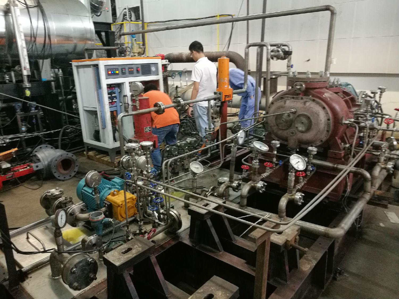 实验课程紧张如何满足自动化需求?使用定制全自动高温高压蒸汽发生器