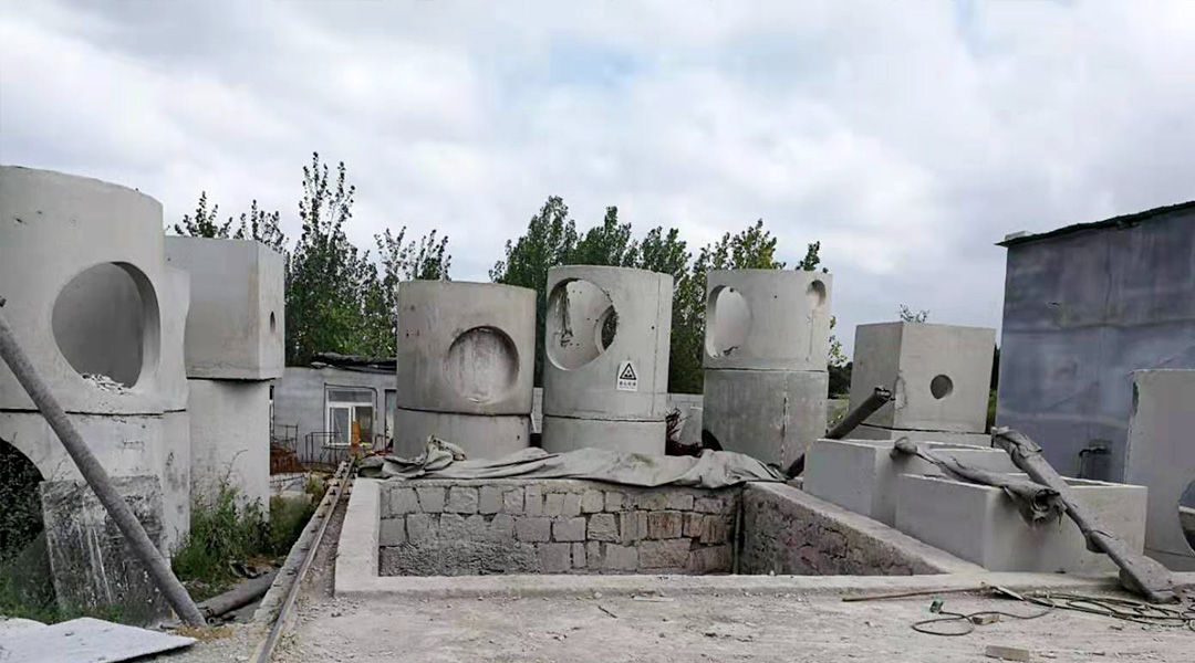 秋冬温度低水泥水合受冻怎么办?使用水泥制品养护蒸汽发生器