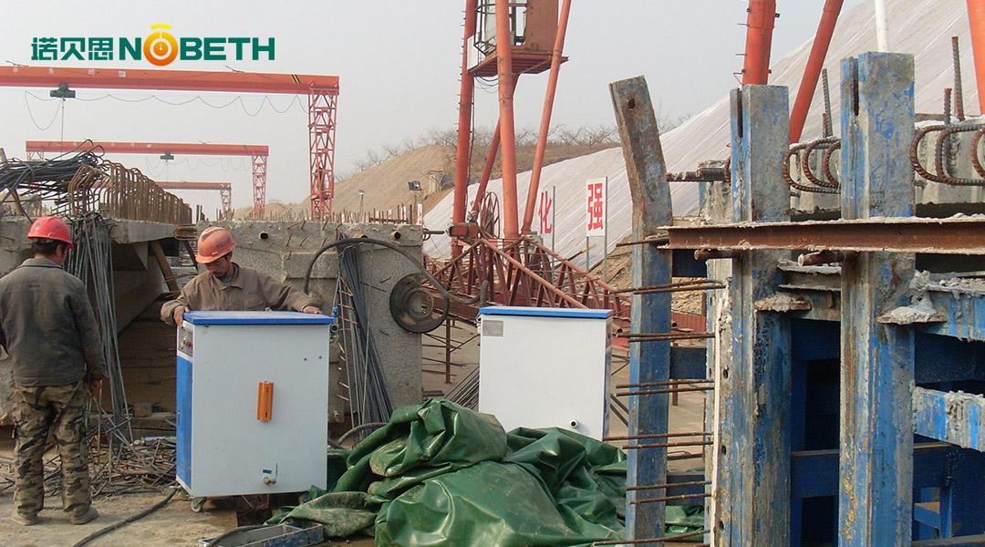 路桥早期固化要注意,使用四川路桥养护蒸汽发生器防止问题出现