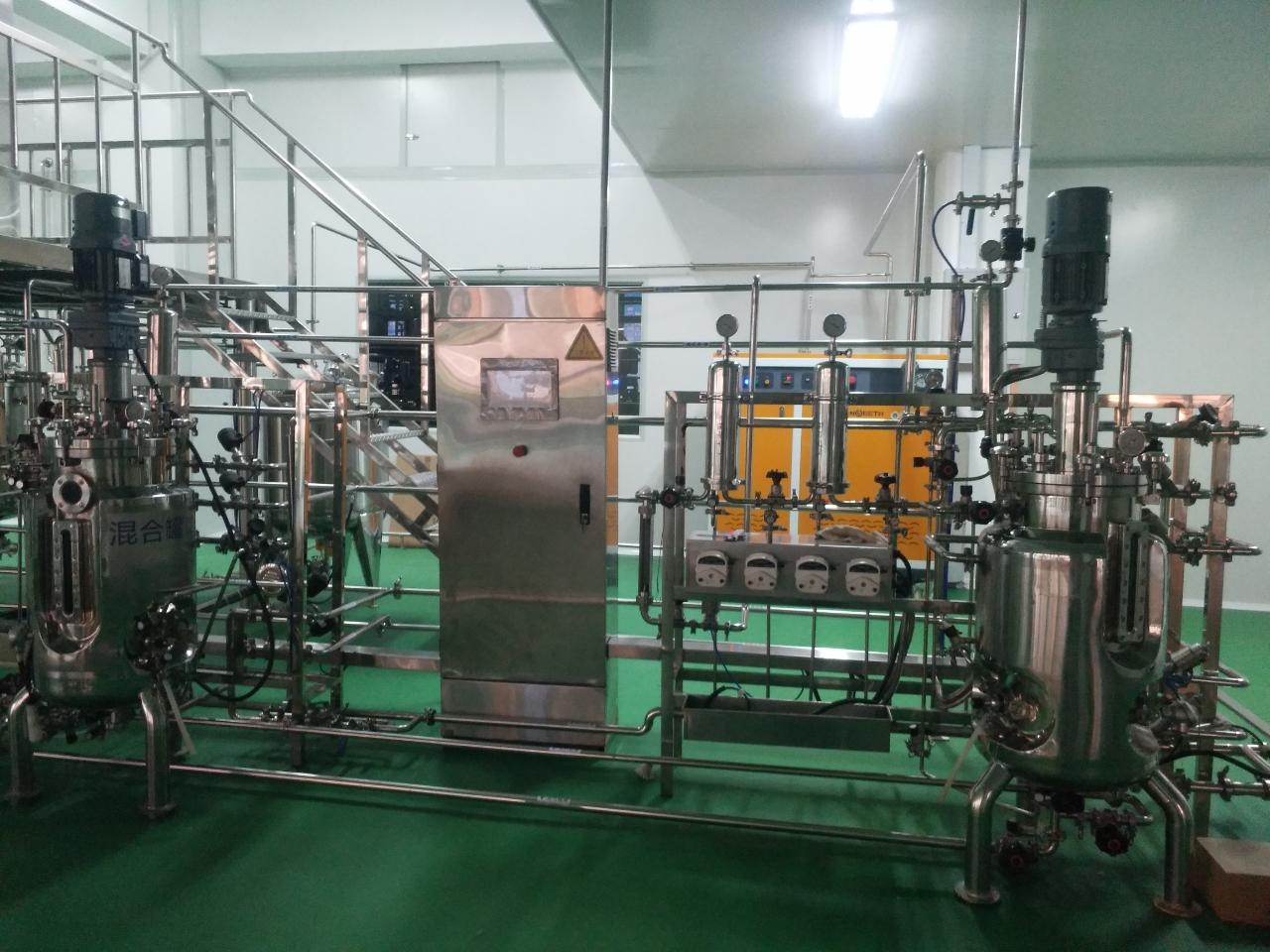 管道清洗灭菌采用山西管道清洗低氮燃气蒸汽发生器,蒸汽洁净卫生