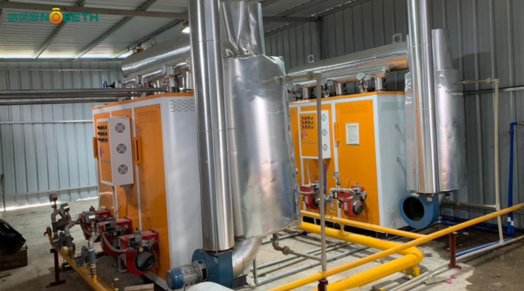快速硬化混凝土制品使用湖北混凝土养护蒸汽发生器蒸汽养护