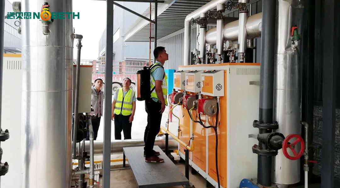 豆制品加工锅炉使用洁净蒸汽发生器环保节能效果好吗?