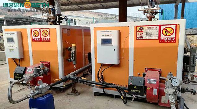 变废为宝,使用沼气蒸汽发生器辅助生产加工经济实用环保又高效
