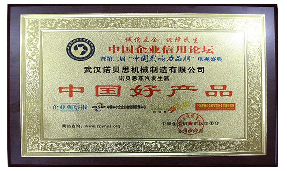 中国蒸汽发生器好产品