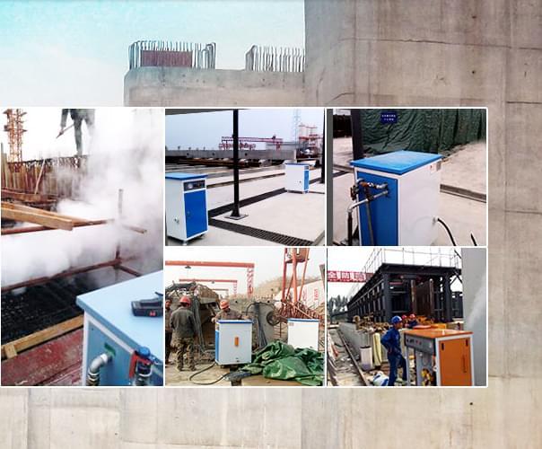 武汉地铁路桥蒸汽养护先关报道