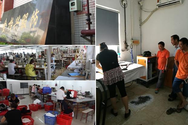 武汉金博鑫服饰购买0.3t燃油蒸汽发生器