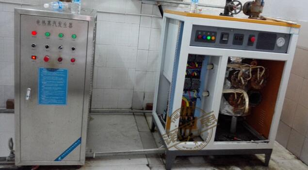 消毒中心用蒸汽发生器,诺贝思为妇产医院送惊喜!