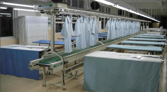 服装厂添置服装熨烫蒸汽发生器如虎添翼提高效益!