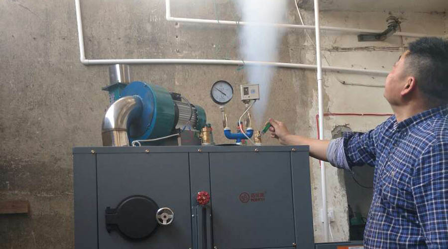 生物质蒸汽发生器使用效果客户好评不断!