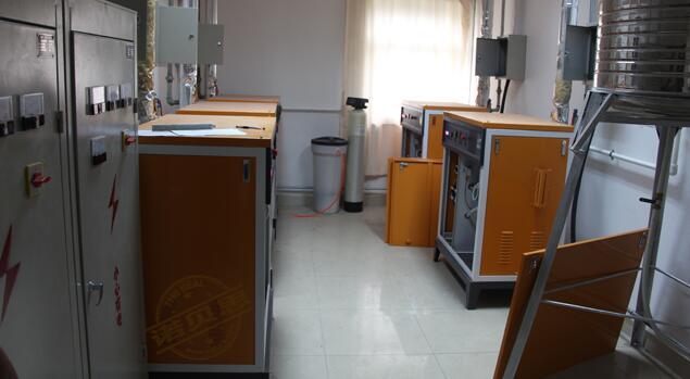 新乡中心医院用蒸汽发生器预防和控制感染问题