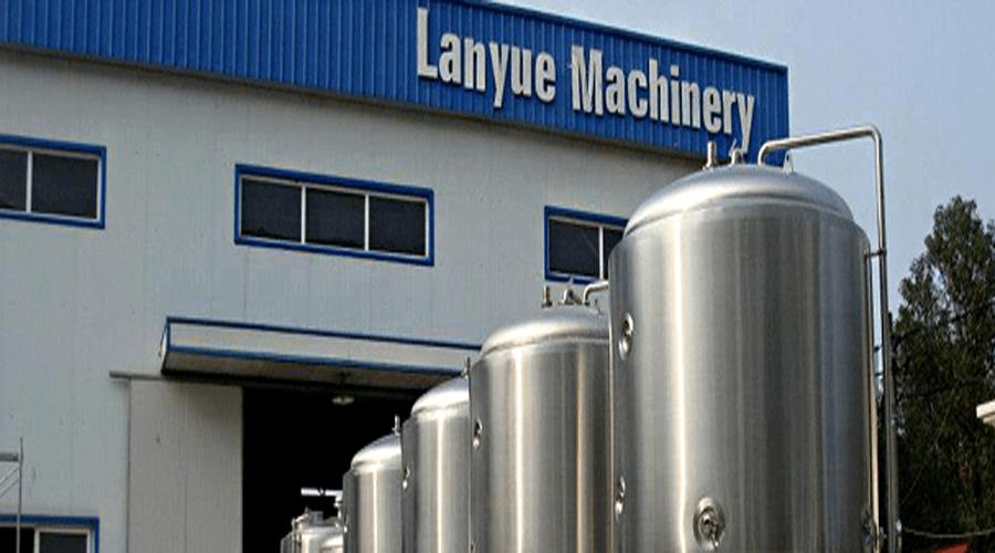象山蓝越食品机械公司购蒸汽发生器用于化工罐生产配套