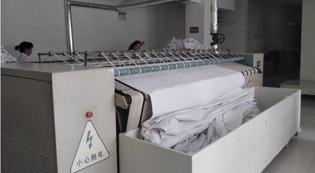 """河南妇产医院洗衣房用蒸汽发生器""""洗衣服"""""""