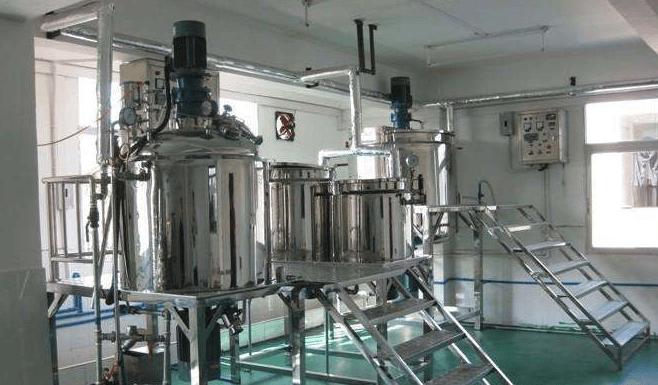 重庆川东化工购买2台全自动蒸汽发生器用于配套反应釜