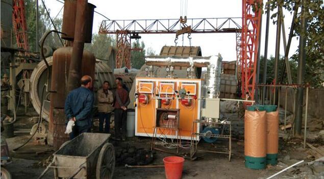 冬季水泥制品养护绕不开混凝土防冻蒸汽发生器