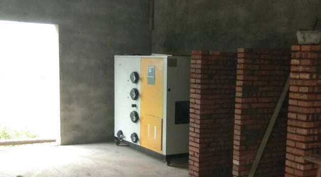 湖北蛋禽加工厂引进诺贝思生物质蒸汽发生器