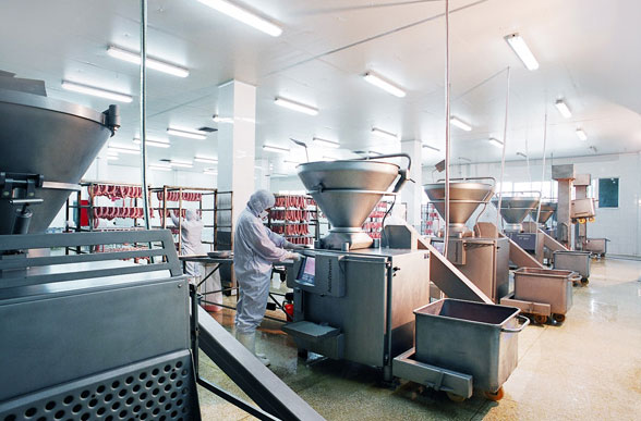 肉制品加工蒸汽发生器清真食品有限公司使用案例