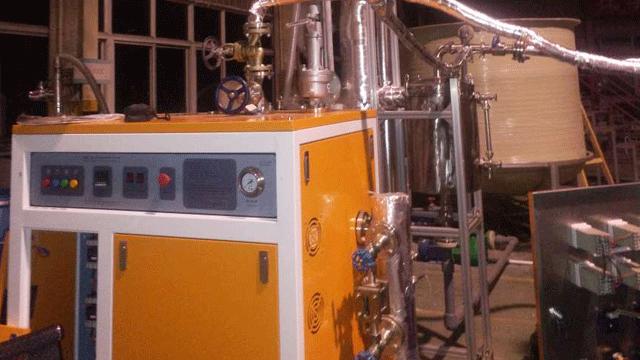 消毒灭菌蒸汽发生器江苏生物医药公司使用案例