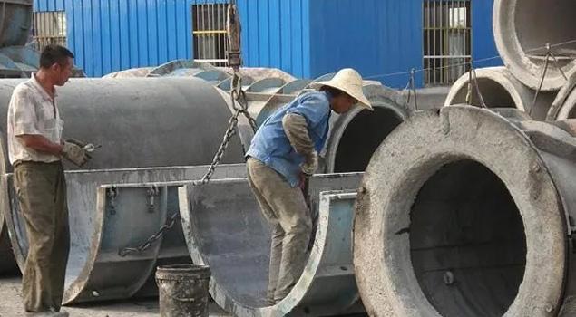 黑龙江水泥管厂使用72kw混凝土养护蒸汽发生器案例