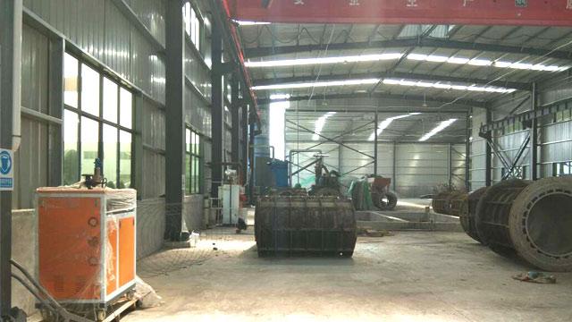 混凝土养护72kw蒸汽发生器解决了吉林施工队的燃眉之急
