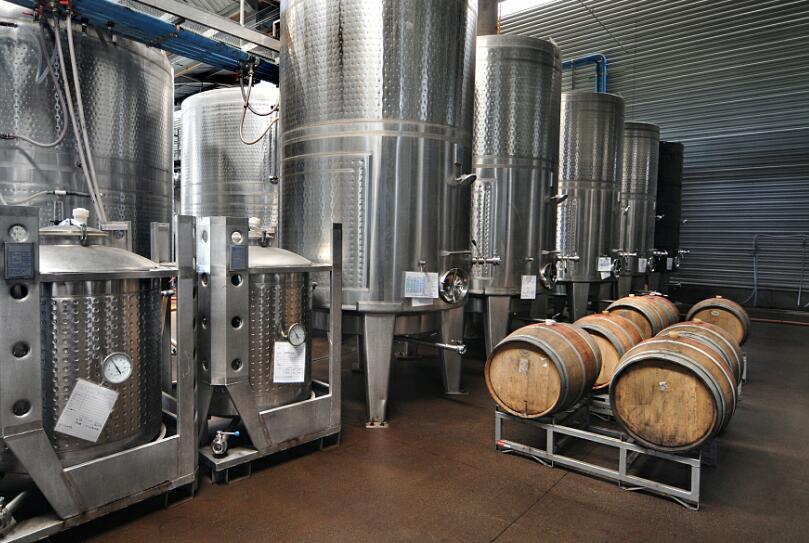 食品专用蒸汽发生器用于葡萄酒酿制和管道灭菌消毒