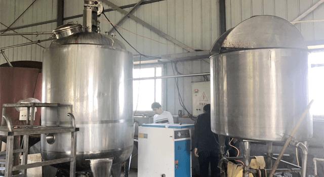食品加工蒸汽发生器配套螺旋藻食品研究案例