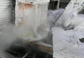 诺贝思高温清洗蒸汽发生器配套化工设备清洗案例