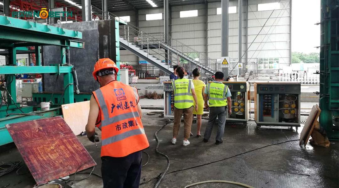广东市政集团自从用过电蒸汽发生器后,从此认定武汉制造