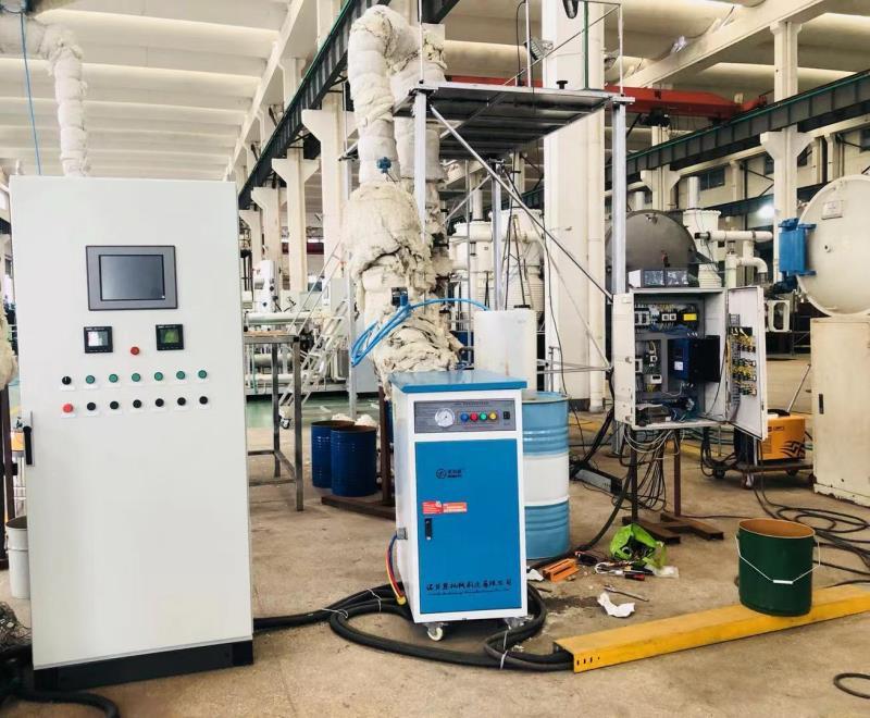 江苏燃气蒸汽发生器用于活性炭再生技术,高温蒸汽能分解吸附物