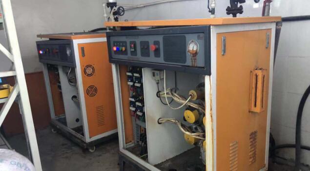 换设备即是换效益 针织厂用蒸汽发生器