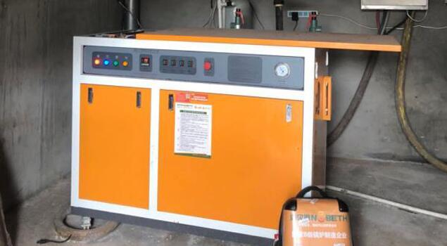 煤锅炉改造,食品厂清洁蒸汽发生器能走多远?