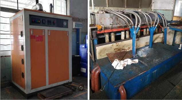 高效、洁净,高温清洗蒸汽发生器的代名词