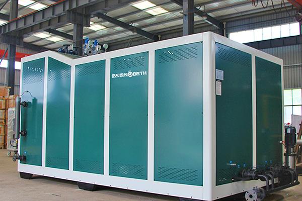 2吨蒸汽发生器设备,诺贝思产品让厨房垃圾变黄金