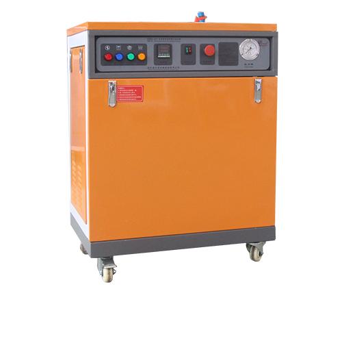 90kw双管电加热蒸汽锅炉