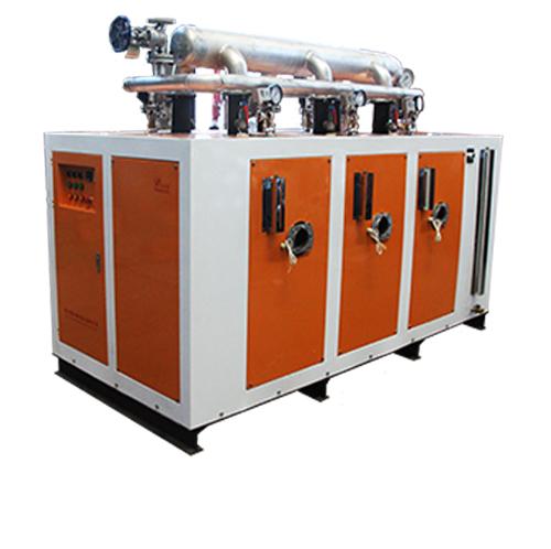 500kg/h燃油(燃气)蒸汽发生器(锅炉)