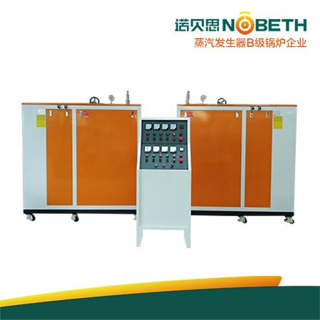 500kg/h电加热蒸汽发生器自带智能控制箱
